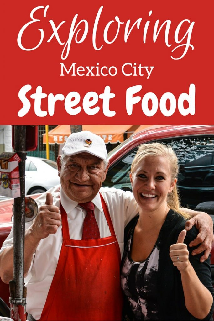 Exploring Mexico City Street Food with Eat Mexico