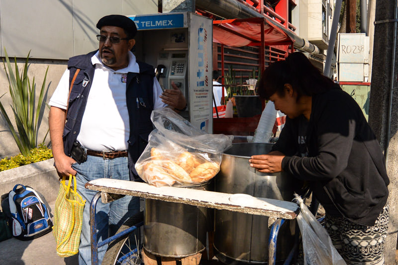 Eat Mexico Food Tour: Tamales in Mexico City