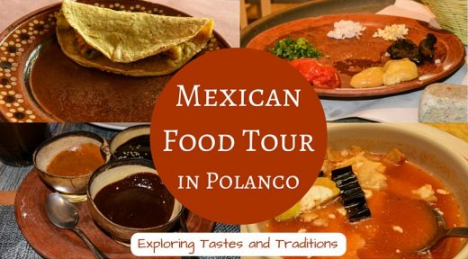 Mexican Food Tour: Polanco Food and Cultural Tour in Mexico City