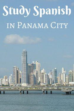 Study Spanish in Panama City