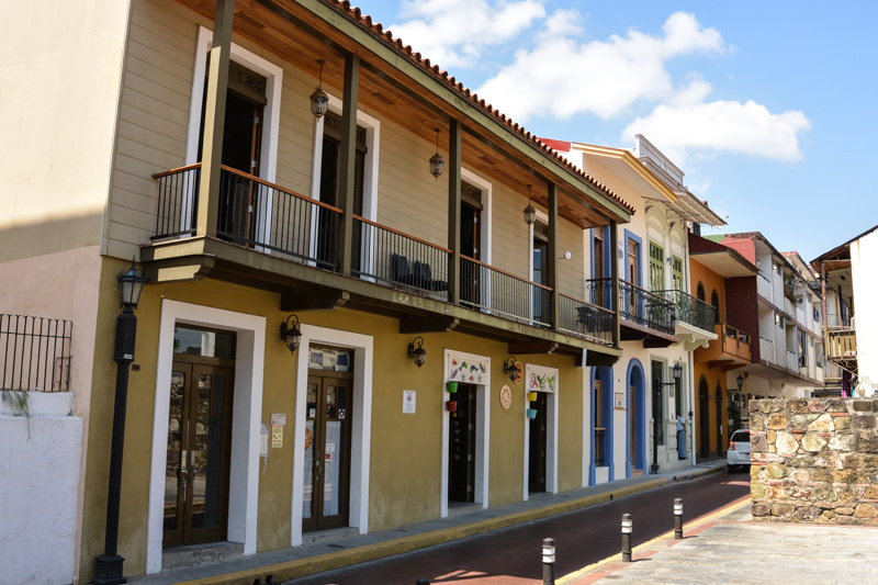 Casco Viejo Panama City