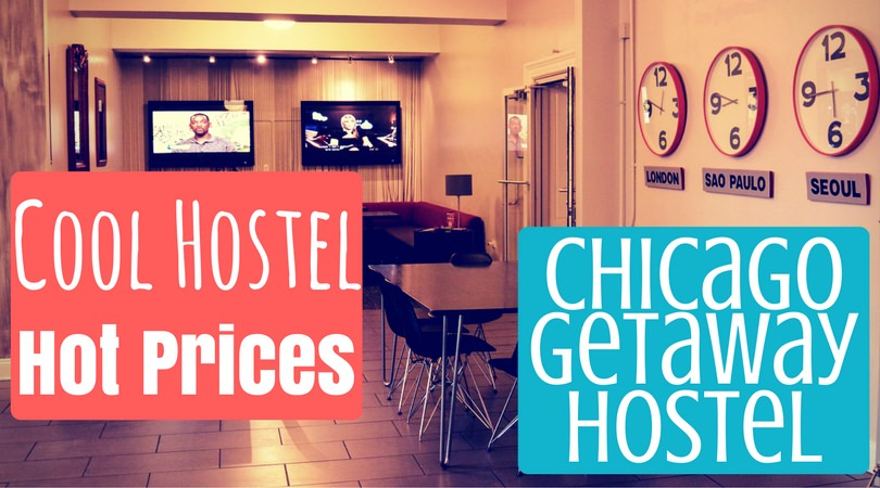 Cool Hostel, Hot Prices at Chicago Getaway Hostel