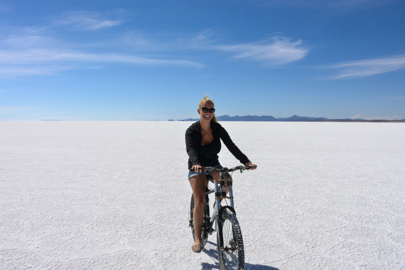 3 Day 2 Night Tour in Salar de Uyuni Bolivia Salt Flats