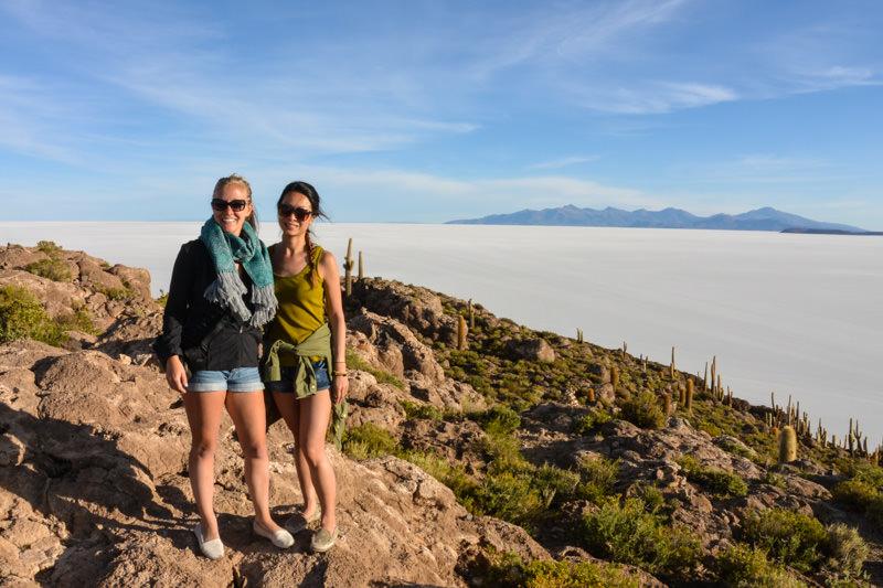 3 Day 2 Night Tour in Salar de Uyuni Bolivia Salt Flats