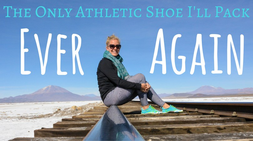 The Only Athletic Shoe I'll Pack. Ever. Again.