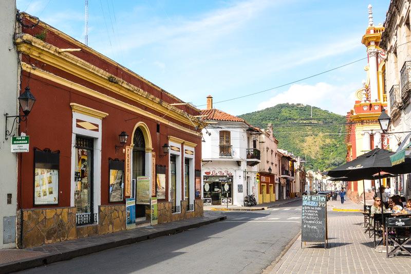 Photographing Salta Argentina