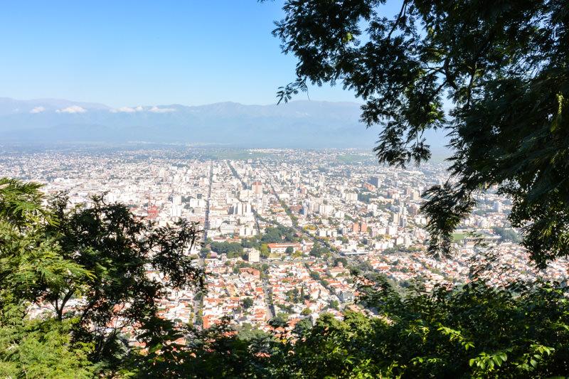 San Bernardo Teleferico Salta Argentina