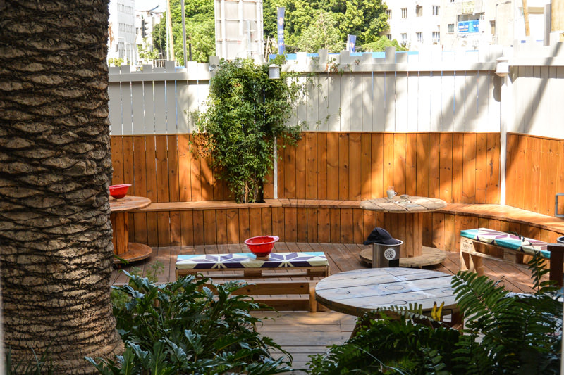 Stay in Tel Aviv - Abraham Hostel