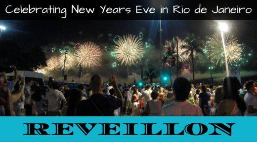 Reveillon: Celebrating New Years Eve in Rio de Janeiro