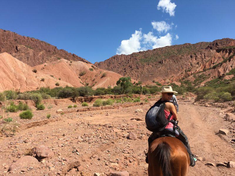 Horseback Trip Tupiza, Bolivia