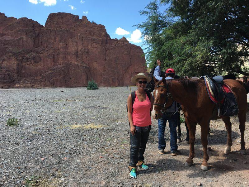 Horseback Trip Tupiza Bolivia