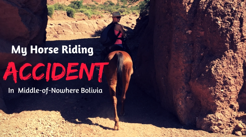 My Horse Riding Accident in Middle-of-Nowhere Bolivia