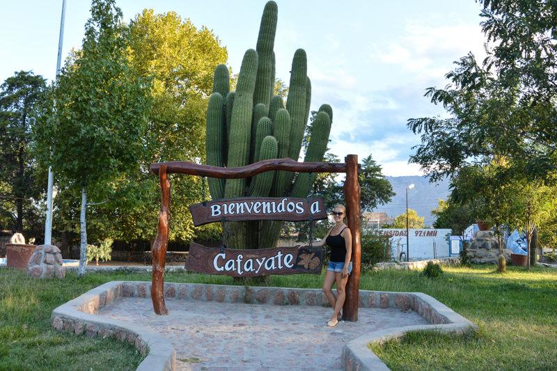 Cafayate Argentina