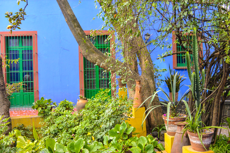 What to do in Mexico City: Visit Coyoacan