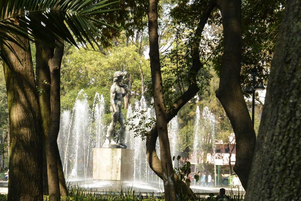 What to do in Roma and Condesa, Mexico City: Go to Parque Espana or Parque Mexico