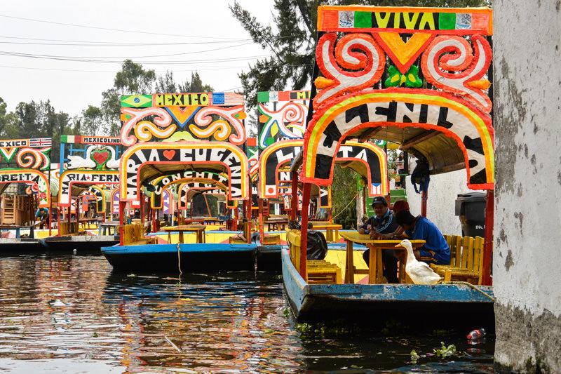 Mexico City Xochimilco