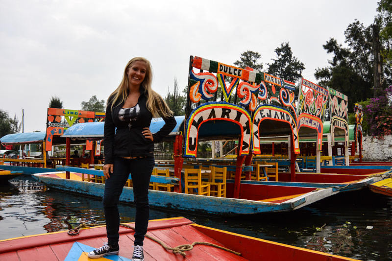 What to Wear to Xochimilco, Mexico City
