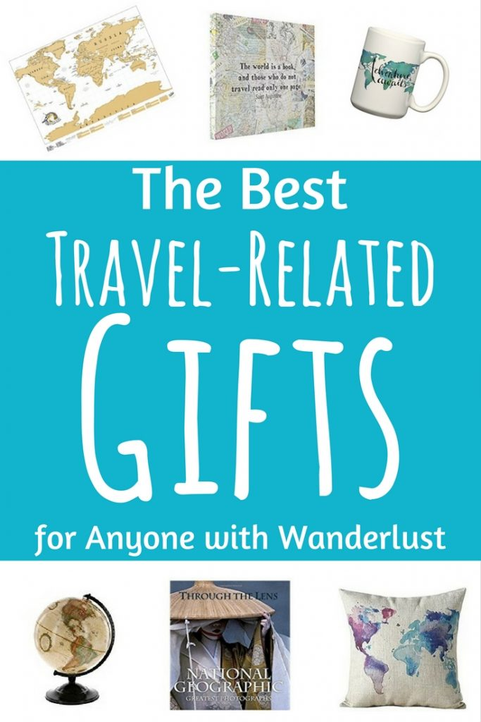 The Best Travel-Related Gifts for Anyone with Wanderlust