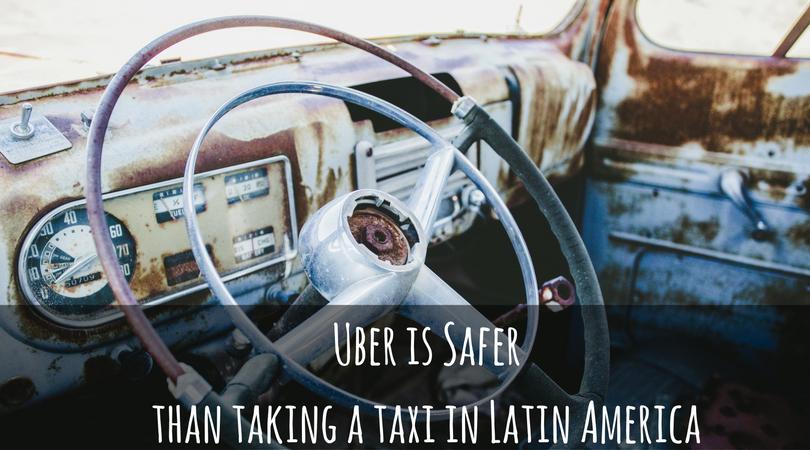 How Uber Has Revolutionized Solo Female Travel in Latin America