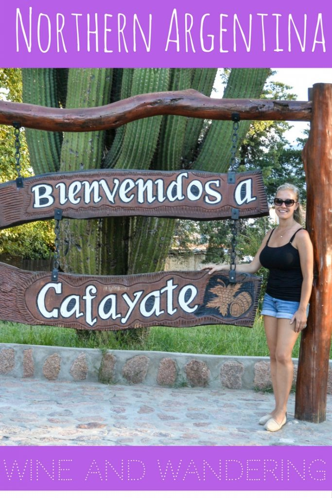 Northern Argentina's Cafayate: Wine and Wandering