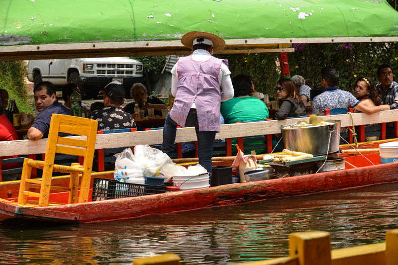 Xochimilco Mexico City