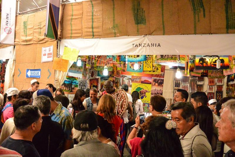 Feria de Culturas Amigas Mexico City