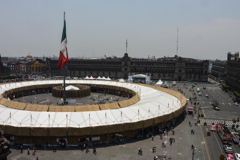 Friendly Cultures Fair Mexico City / Feria de Culturas Amigas Mexico City