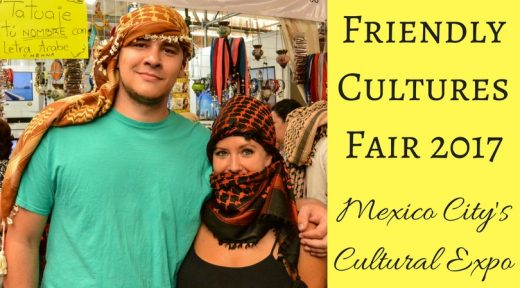 Friendly Cultures Fair in Mexico City