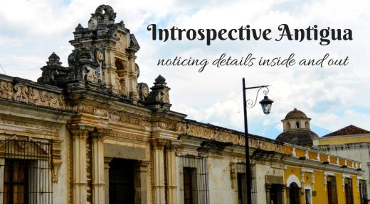 Introspective Antigua: A Photo Essay