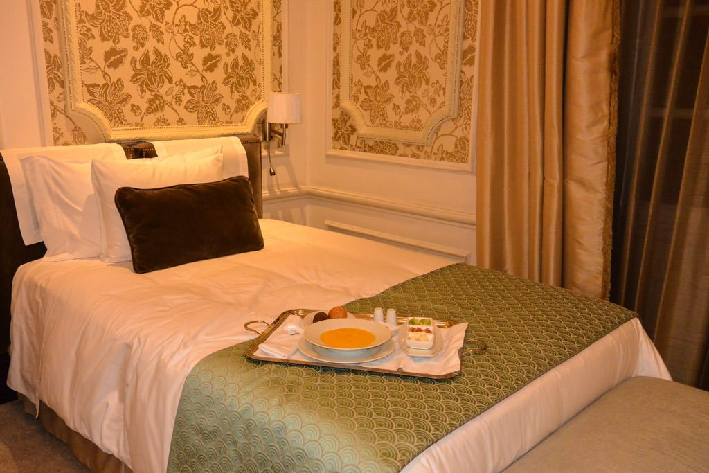 Relax Like Royalty: Stay at Casa Gangotena in Quito, Ecuador