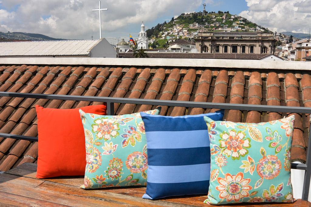 Hotel Carlota in Quito Ecuador