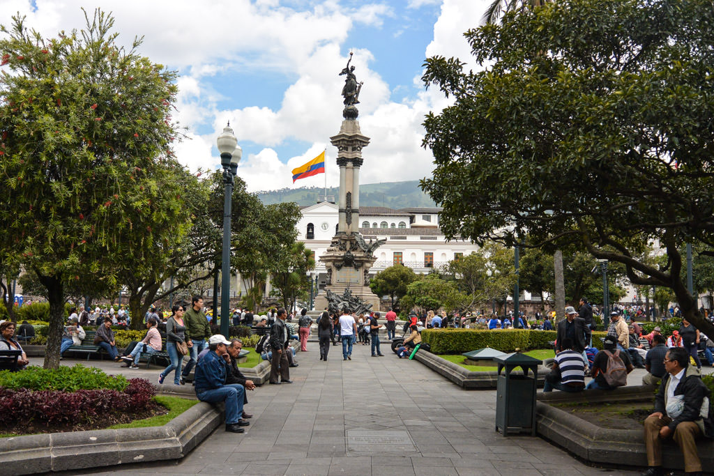 Visiting Quito, Ecuador