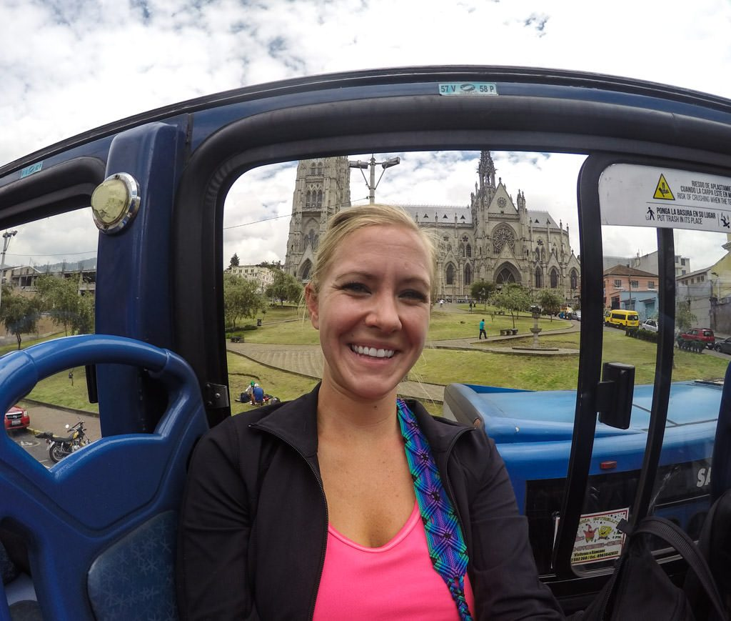 Make the Most of Your Time in Quito with the Quito Tour Bus!