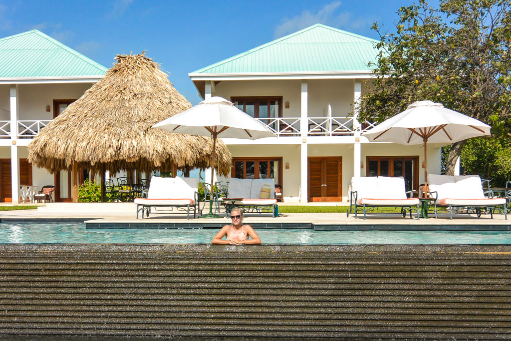 Belize Honeymoon at Victoria House San Pedro Ambergris Caye