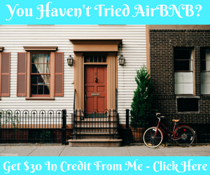 Get $30 Off Your First Stay at Airbnb