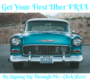 Get Your First Uber FREE