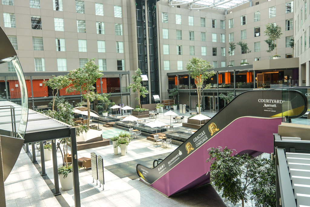 Courtyard Marriott Mexico City Airport Hotel