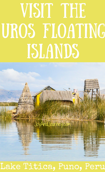 Lake Titicaca's Uros Floating Islands