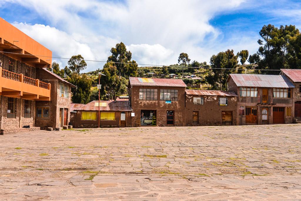 A Trip to Taquile Island in Lake Titicaca, Puno, Peru