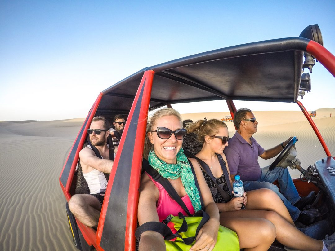 Sand, Sun, and a LOT of Screaming: Adventures in Huacachina, Peru