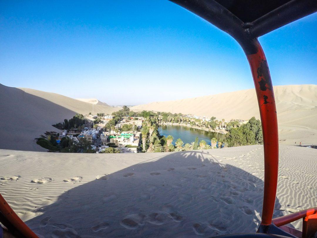 Sanboarding and Dune Buggies in Huacachina, Peru