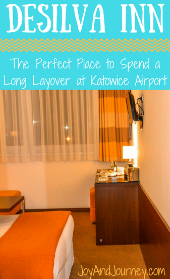 Katowice Airport Layover: Don't sleep in the airport, this hotel is $50/night!