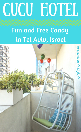 Cucu Hotel Tel Aviv: Convenience, Comfort, and Cheer in Israel's Capital