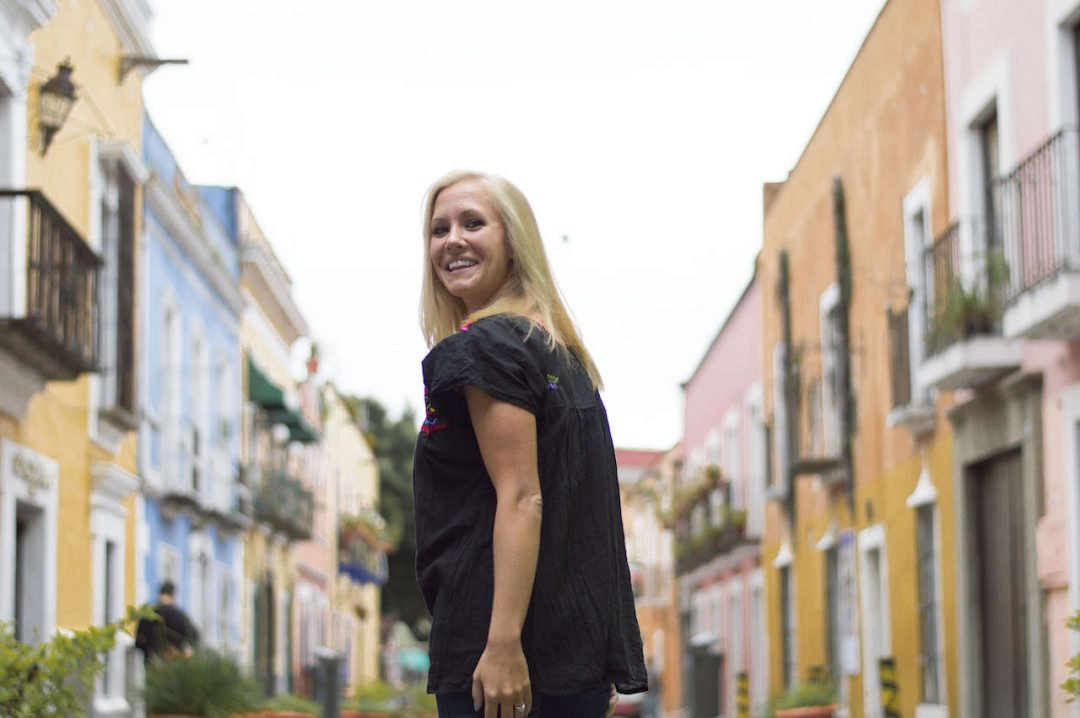 Stephanie Kempker Edri, Expat in Puebla Mexico