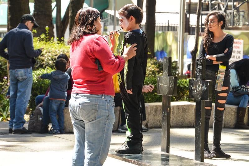 Celebrate Day of the Dead Near Mexico City: James Bond Dia de Los Muertos Parade