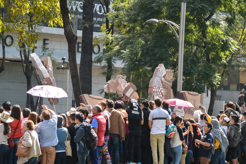 Celebrate Day of the Dead Near Mexico City: James Bond Dia de Los Muertos Parade