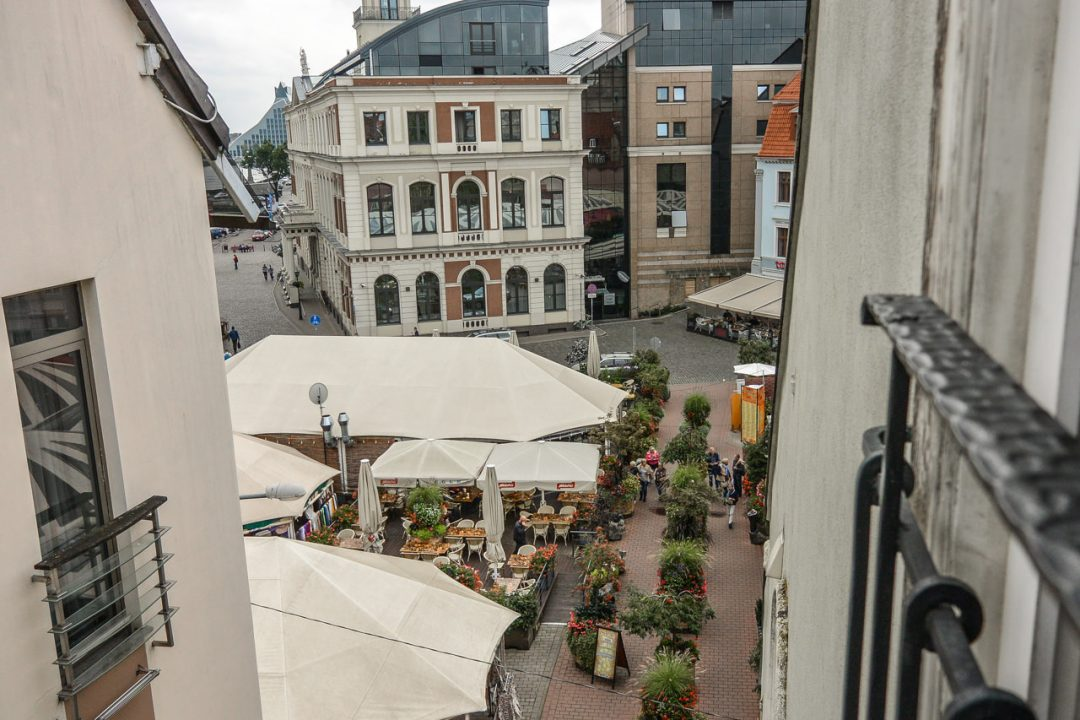 Hosteling in the Heart of Riga - Stay at Doma Hostel