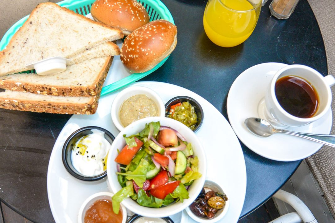 Sun Soaked Sister Trip: Our Stay at the Shenkin Hotel Tel Aviv