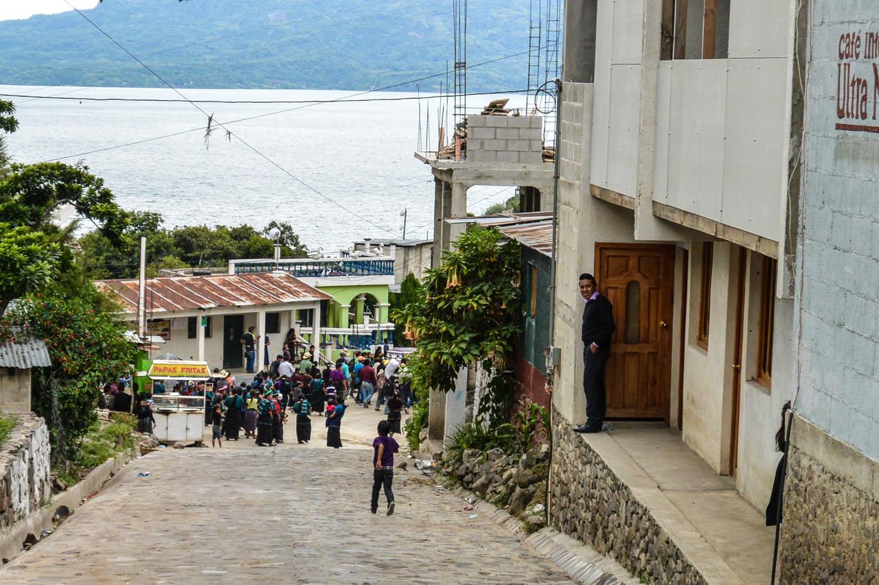 Tzununa, Guatemala