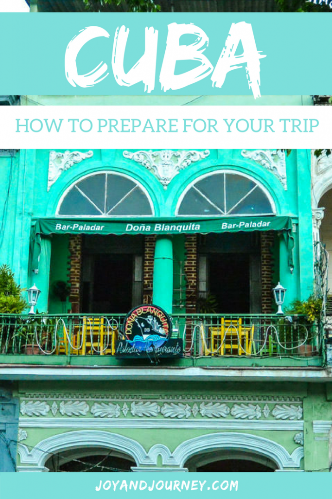How to visit Cuba RIGHT